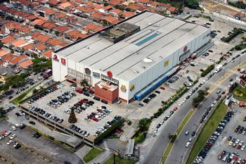 4480e2d3e Shopping Continental no Bairro do Jaguaré - São Paulo